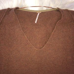 Free People Sweaters - Free People Irresistible Wool Pullover Sweater S